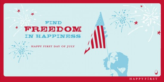 Happy July 1 Freedom