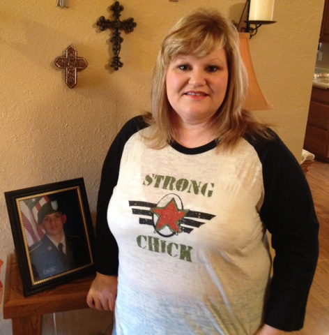 Strong Chick Virginia May