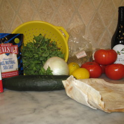 fatoosh ingredients