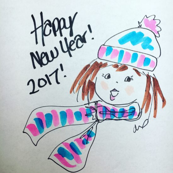 happynewyearsketch